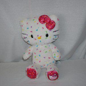 HELLO KITTY Confetti Build-A-Bear 40th Anniversary